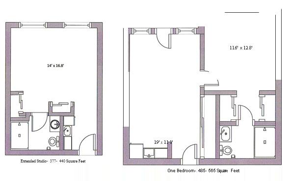 Transitional Care Apartments (Montessori Method)